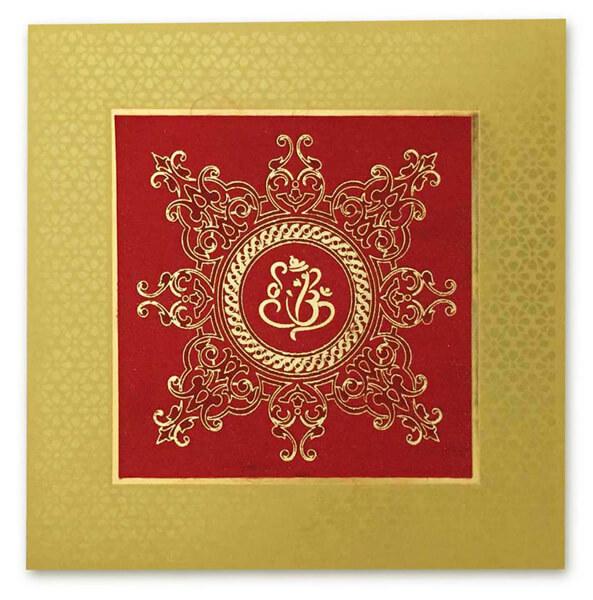 692 CARD_1 indian wedding cards uk, indian wedding invitations uk, scroll,Wedding Invitation Cards Usa