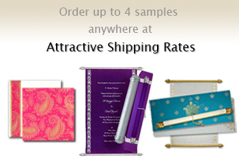 Daily Deals on indian wedding invitations