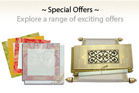 Indian Wedding Cards Spcial Offer