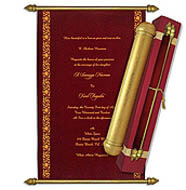 Royal Velvet Scrolls