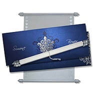 Scroll Wedding Invitation Cards, Quinceanera Masquerade Scroll Invitations, Buy Scroll Wedding Invitations Banffshire, Scroll Invitations Illinois