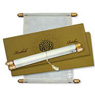 Scroll Invitations Online