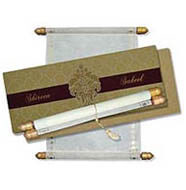 Indian Scroll Cards, Diy Scroll Invitations, Buy Scroll Invitations Southampton, Scroll Wedding Invitations United States