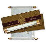 Classic Scroll Invitations, What Paper To Use For Scroll Invitations, Buy Scroll Wedding Invitations St Albans, Buy Scroll Invitations East Coast