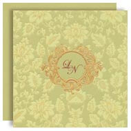 Sophisticated Wedding Cards