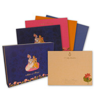 Exclusive Wedding Card boxes