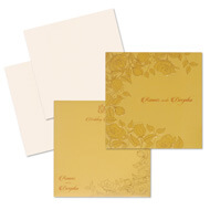 Reasonable Indian Wedding invitations
