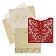 Laser cut wedding cards, indian engagement card design, Indian Wedding Invitations Tucson, Indian wedding cards Bristol