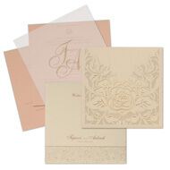 Engraved Laser Cut Cards, shaadi cards online, Indian Wedding Invitations Kansas City, Indian wedding cards Chelmsford