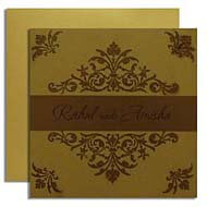 Indian Wedding Cards in US