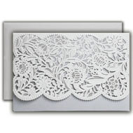 Laser cut Indian Wedding cards, Budget Indian Wedding Invitations, Invitations by Dawn, Buy Engagement cards