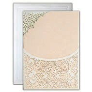 Fine Laser cut Invitations, Islamic Wedding cards Cheap, Buy Indian Invitations in USA