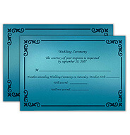 RSVP Cards Examples