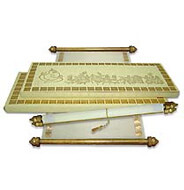 Traditional Scroll Wedding Invitations, Indian type Scroll Invitations, Scroll Invitations Mumbai