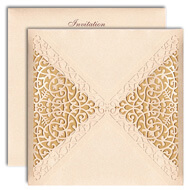 Rich lasercut wedding cards, wensite for indian wedding invitations, USA Indian Wedding Cards, Muslim Wedding Cards York