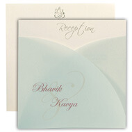 Interfaith wedding cards, Tracing paper invitations, Indian invitations UK