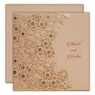 Muslim Wedding cards USA, Buy Indian Wedding Cards online, Cheap Laser cut cards