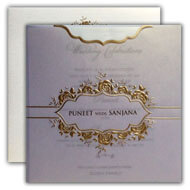 Interfaith Wedding Invitations, Muslim Wedding cards USA, Buy Muslim Wedding cards online