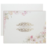 White base floral wedding invitations, cheap hindu wedding invitations, Islamic Wedding cards New York, Wedding cards India