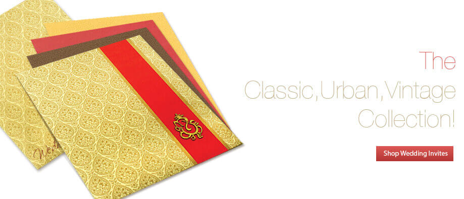 all available Indian wedding invitations UK, USA
